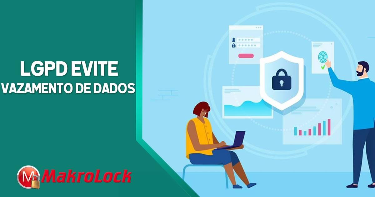LGPD Software para Evitar Vazamento de Informação