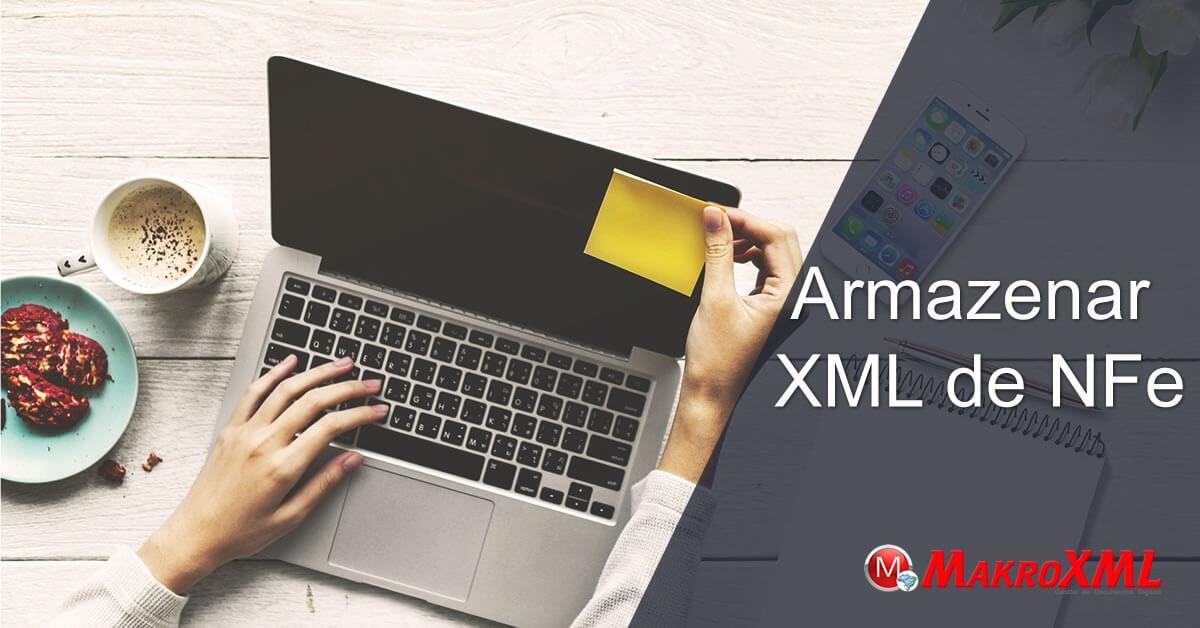 Programa para Armazenar XML de NFe