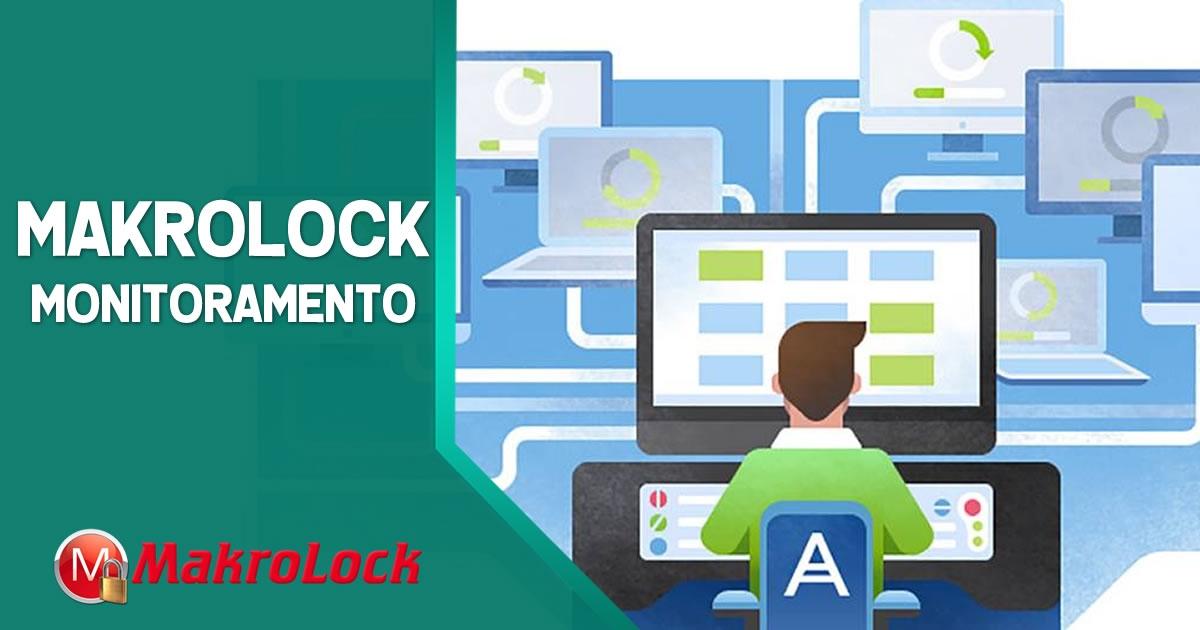 Sistema de Monitoramento Makrolock