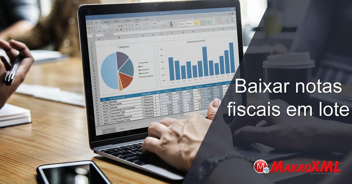 Software Para Baixar Notas Fiscais em Lotes